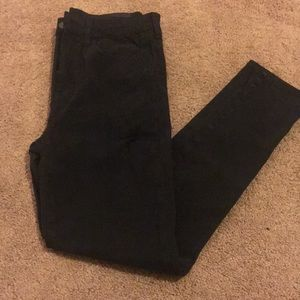 Black denim American Eagle Jeans